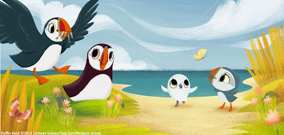 """NickALive!: Nick Jr. UK To Premiere """"Puffin Rock"""" On ..."""