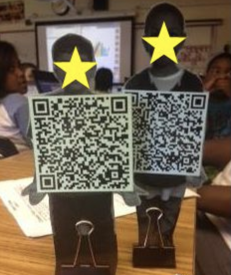 QR Kids by The Techie Teacher®