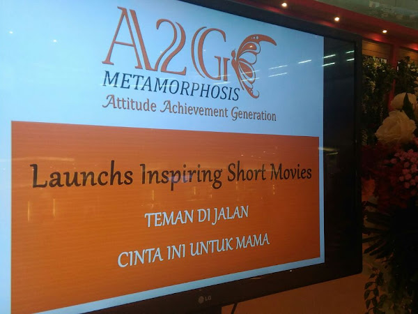 """Inspiring Short Movies episode """"Teman Di Jalan"""" & """"Cinta Ini Untuk Mama"""""""