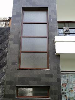 Kusen Jendela Aluminium Rumah Minimalis