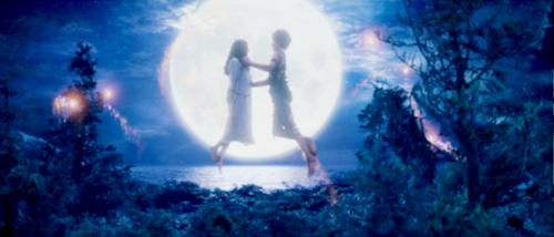 Elixir Of Happiness: Peter Pan movie (2003)