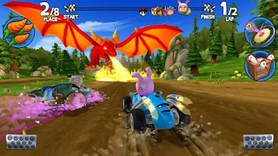Beach Buggy Racing 2 Apk Download