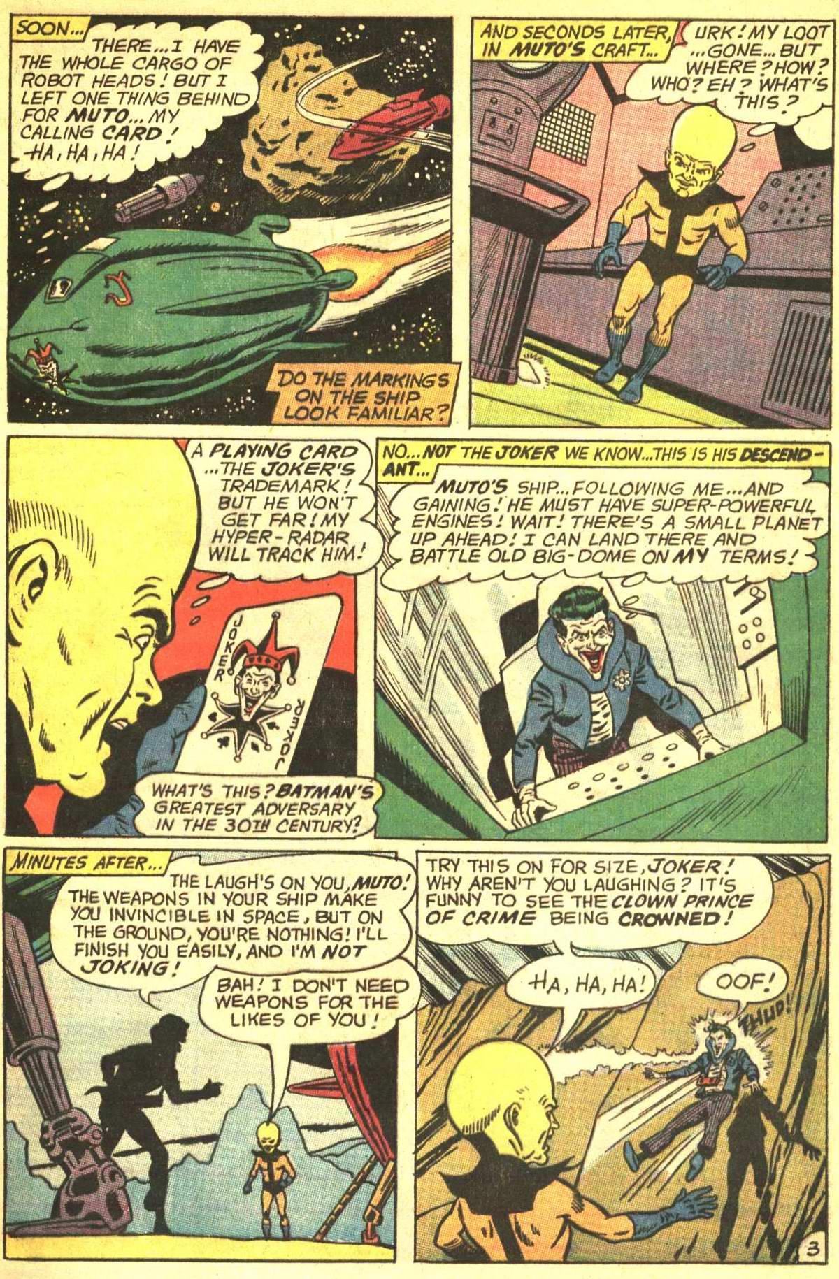 Read online World's Finest Comics comic -  Issue #166 - 5