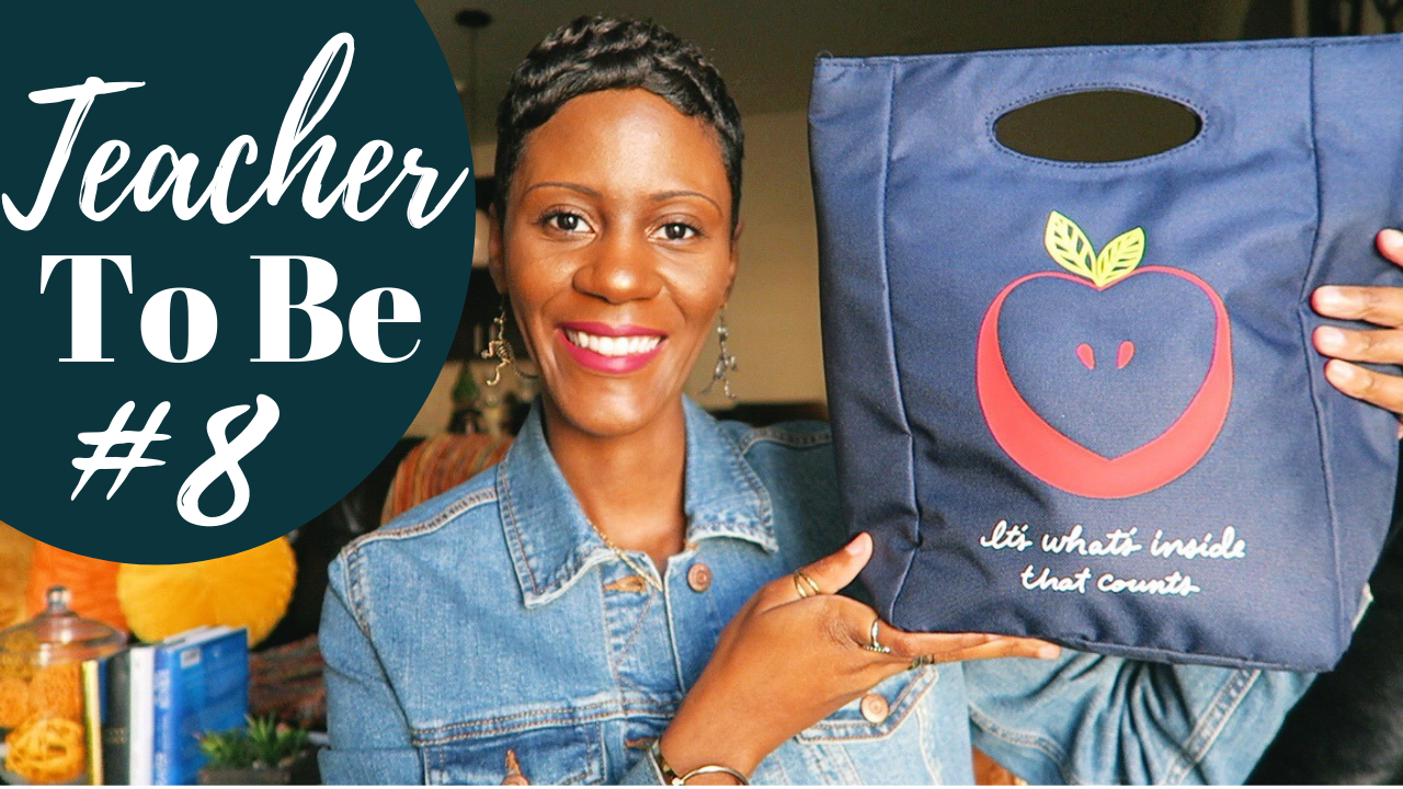 Teacher To Be #8   Post Interview Thoughts, (Updated) What I Pack For Lunch + Comfy Study OOTD!