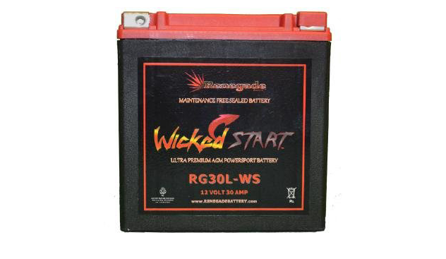 Top 10 Best Motorcycle Powersports Batteries In 2017