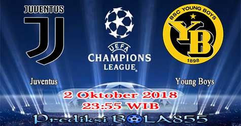 Prediksi Bola855 Juventus vs Young Boys 2 Oktober 2018