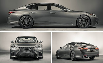 Lexus LS 2018 Review, Redesign, Specification, Price