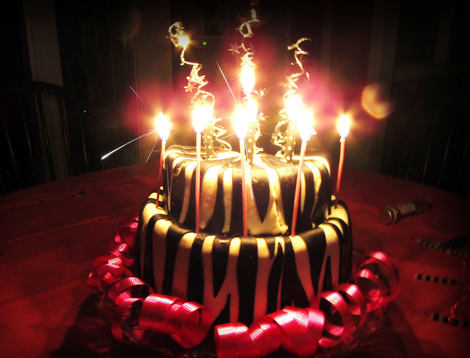 How To Make Birthdays More Fun With Sparkler Cake Candles Home