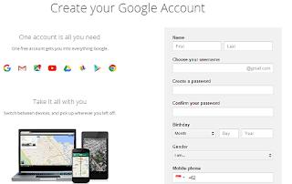 Cara Daftar Email Gmail Terbaru Di Laptop