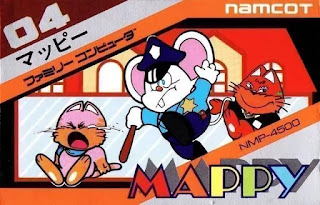 Mappy (BR) [ NES ]