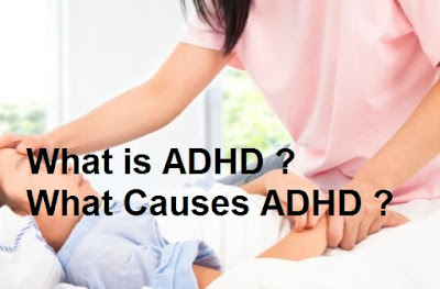 It is known that there is a deviation in the functioning of the brain What is ADHD And What Causes ADHD?