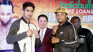 Boxier Vijender Singh retains WBO Oriental and Asia Pacific Super Middleweight titles