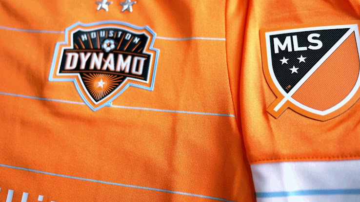 premium selection 0f7a9 1a96d Houston Dynamo 2017 Home Kit Released - Footy Headlines