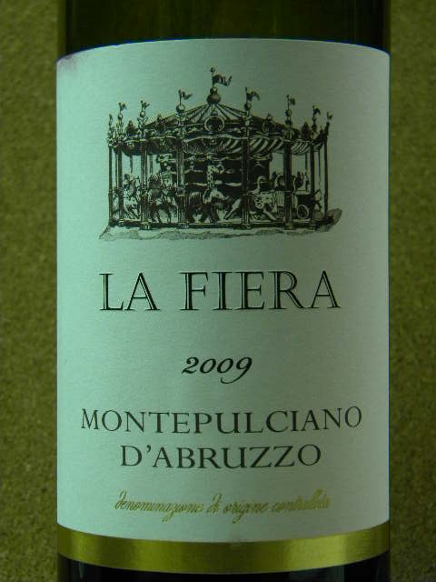 Wine Postings - Reviewing Wines for Good Times: La Fiera ...