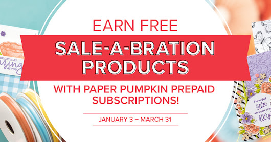 Paper Pumpkin et Sale-A-Bration