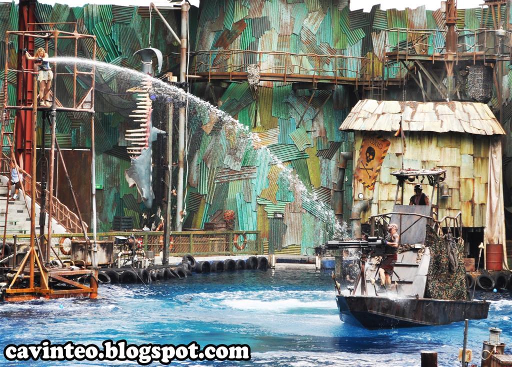 Entree Kibbles: The Lost World Zone (Waterworld ...