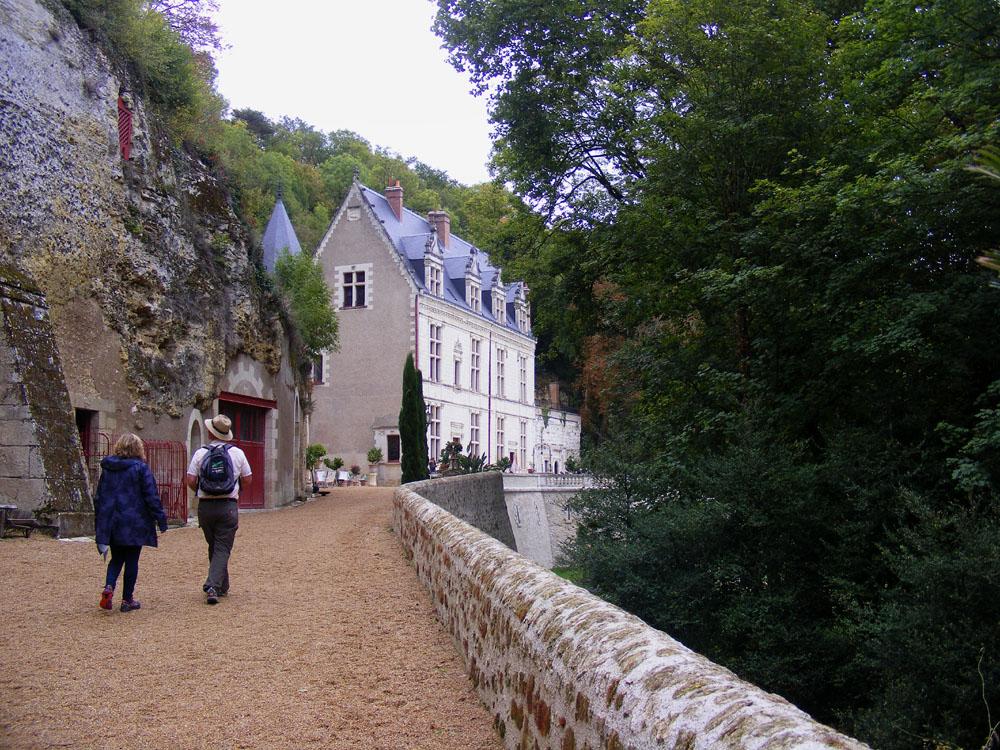 Days on the Claise: Chateau Gaillard, Amboise
