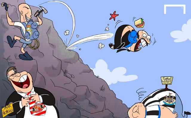 Rafa Benitez' Fallen