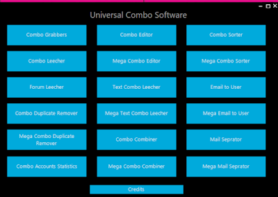 Universal Combo Software