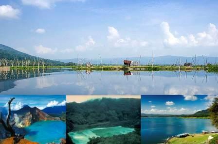 daftar 7 nama danau di jawa indonesia