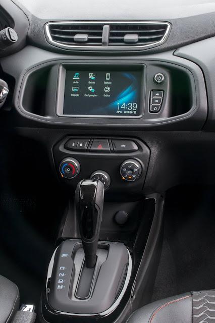 Chevrolet Onix Automático