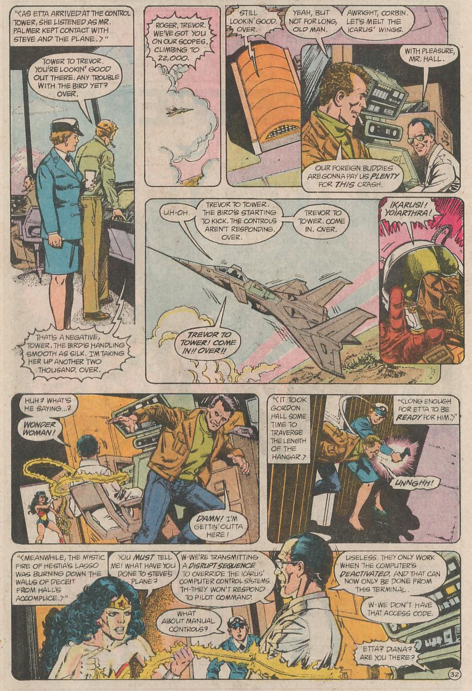 Read online Wonder Woman (1987) comic -  Issue # Annual 1 - 33