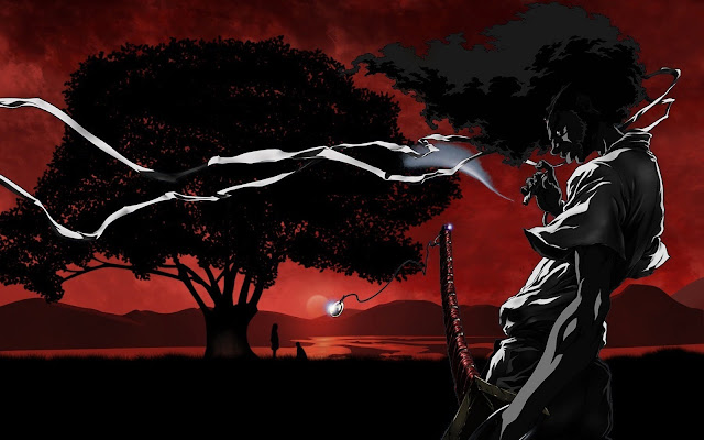 Afro Samurai BD SUb Indo BATCH 480p episode 1-5