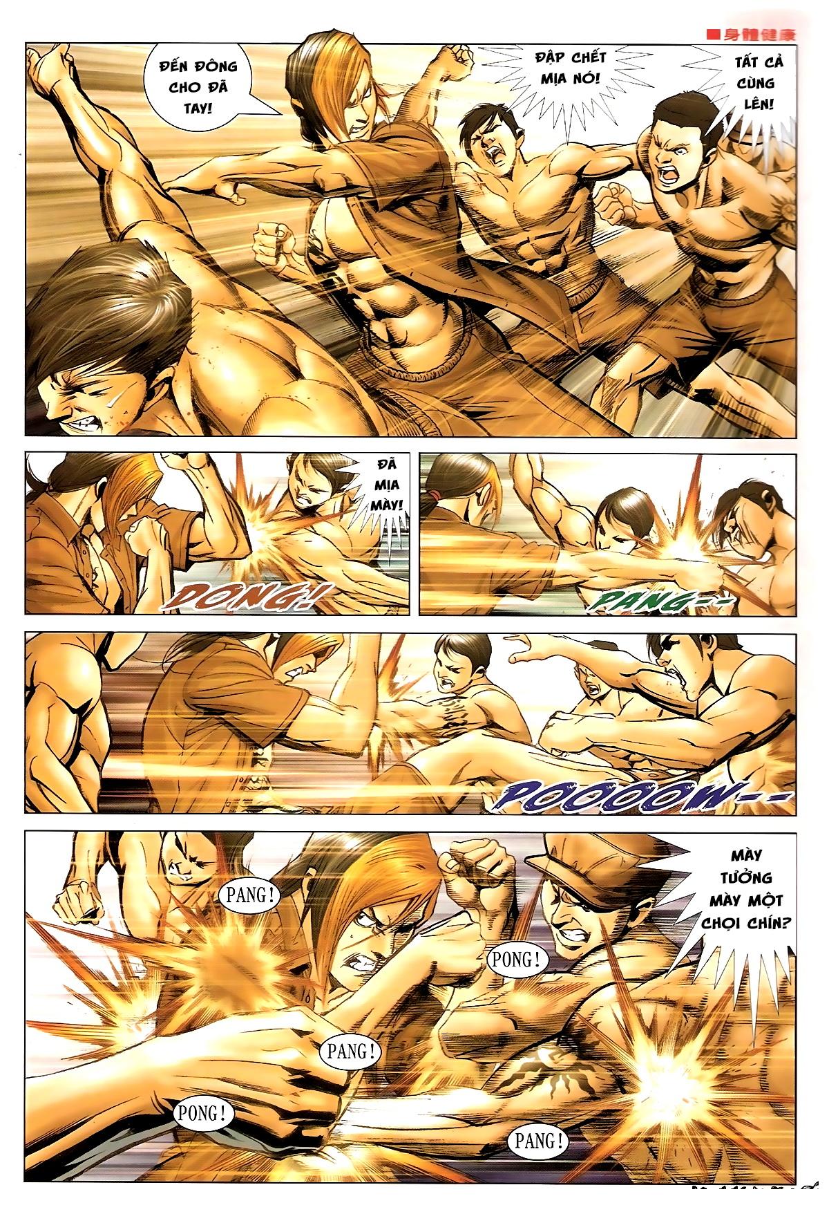 Người Trong Giang Hồ - Chapter 1370: Hào Khí 1 - Pic 18