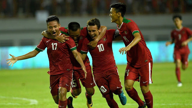 Live Streaming Indonesia Vs Malaysia U-19