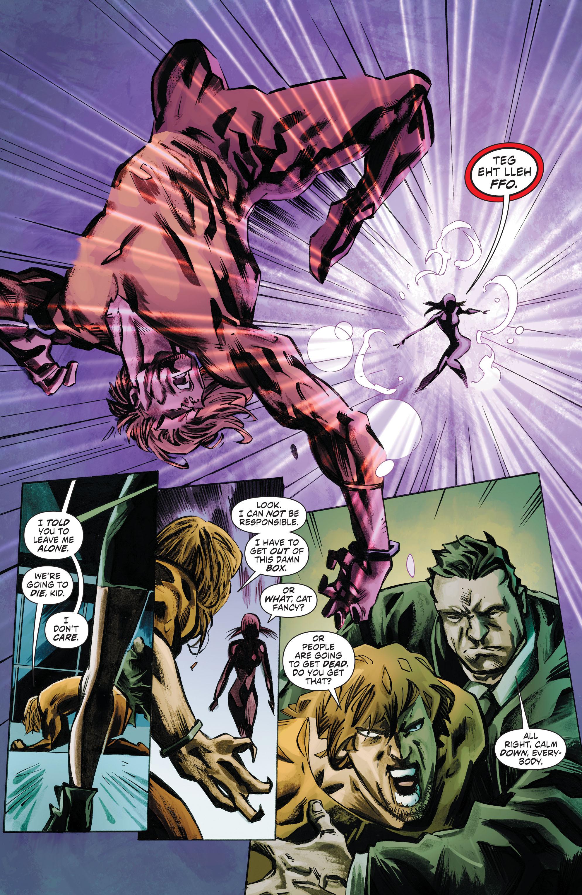 Read online Secret Six (2015) comic -  Issue #1 - 18