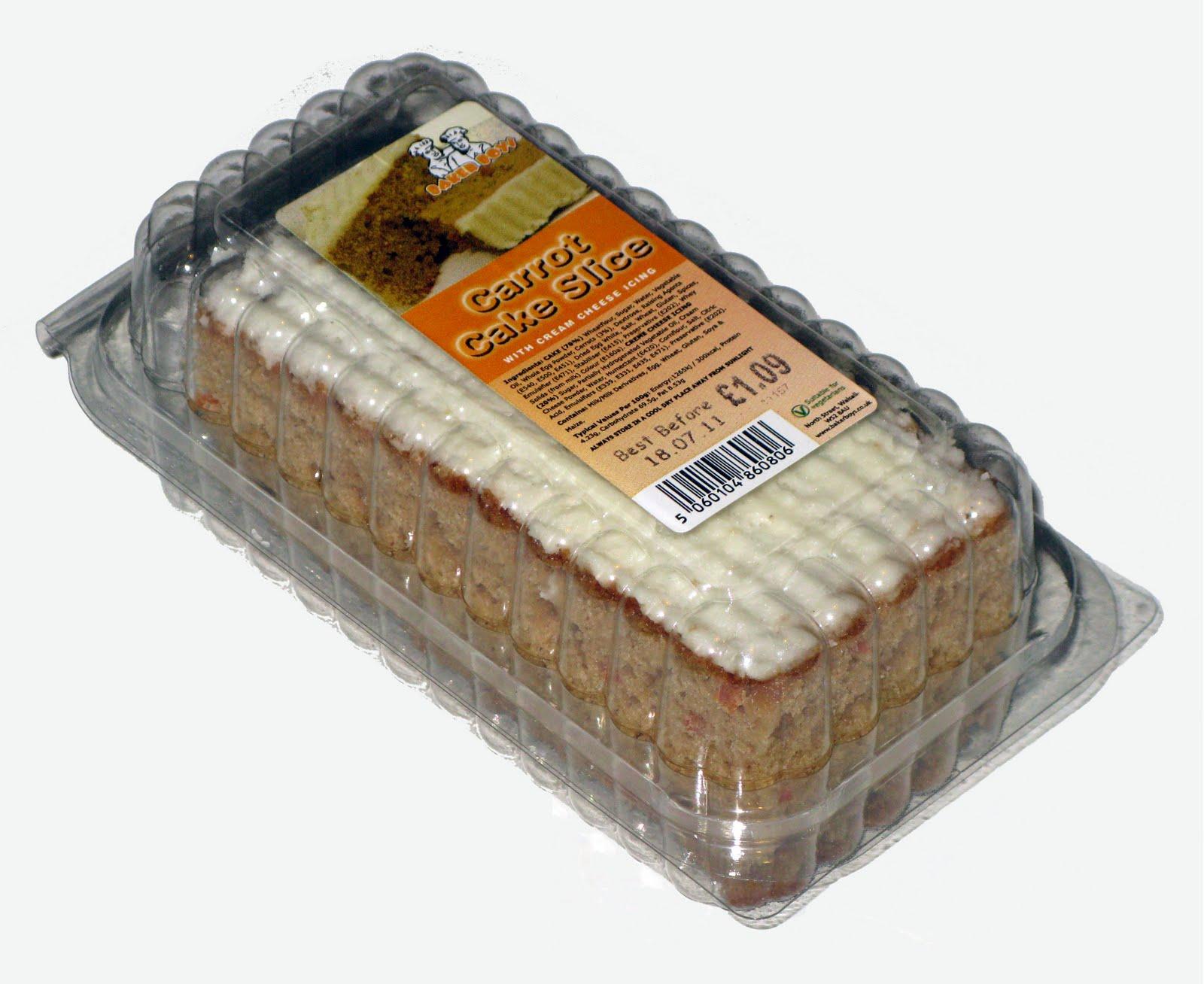 Prospect Carrot Cake