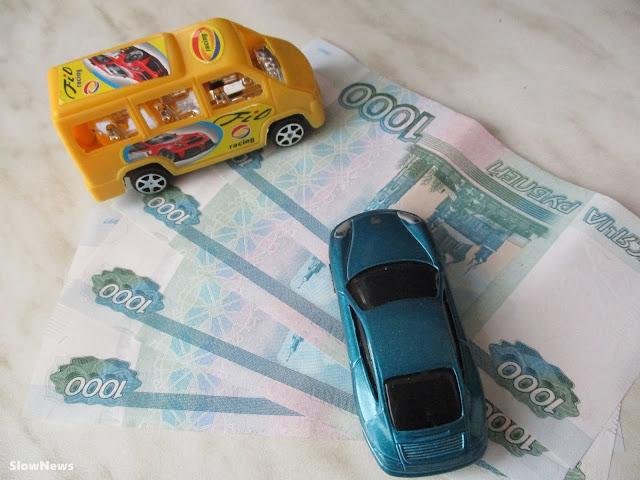 В Башкирии для многодетных семей отменят транспортный налог