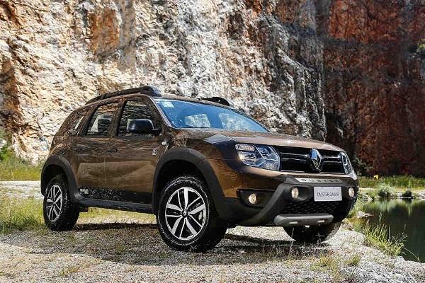 """Renault Duster """"Dakar Spirit"""""""