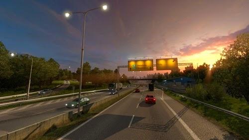 Euro Truck Simulator 2: Scandinavia v1.19.1s - PC (Completo + 26 DLC's)