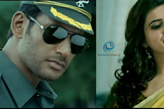 A techno thriller we have always waited for! Irumbuthirai Official Teaser | Vishal, Arjun, Samantha