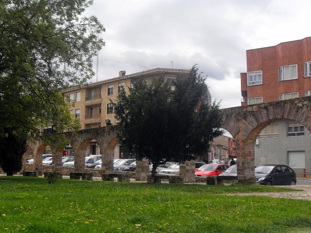 acueducto romano Astorga en León