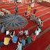 Ödemiş'in çocukları camilerde (Foto Galeri)