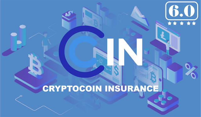 Cryptocoin Insurance (CCIN) ICO Review, Rating, Token Price