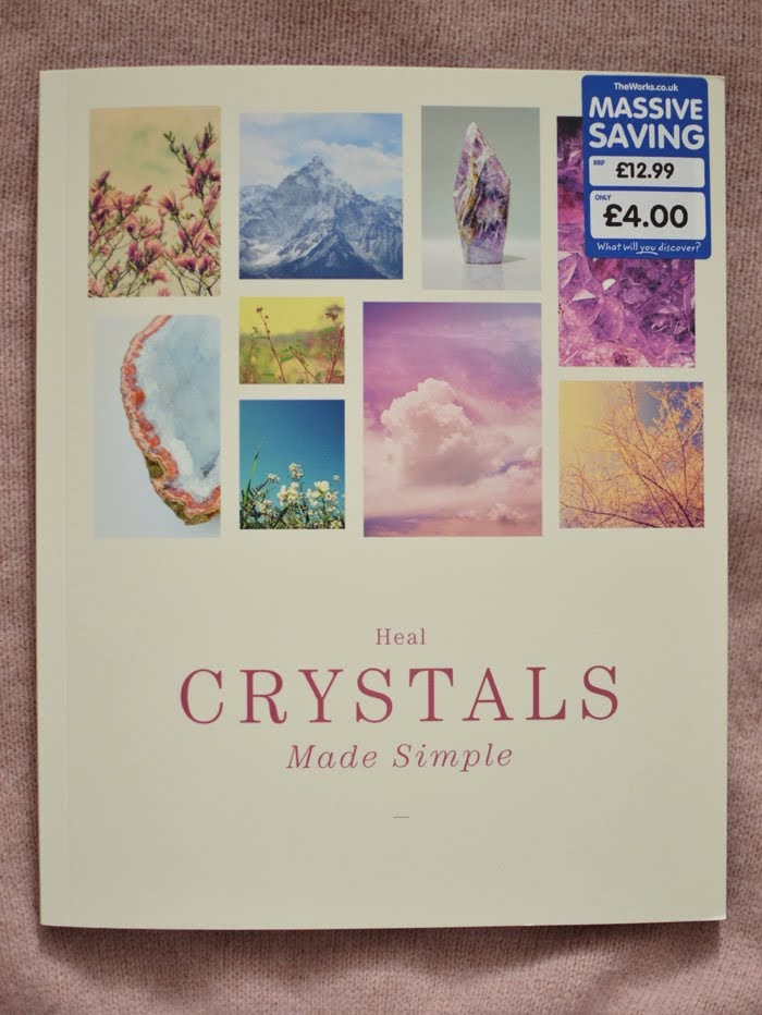 Heal Crystals Book