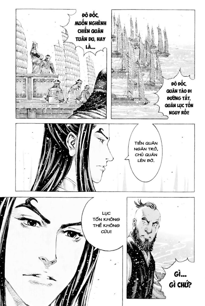 Hỏa phụng liêu nguyên Chương 416: Tôn quân lên bờ [Remake] trang 20