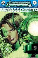 Lanterna Verde: Renascimento #1