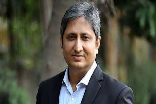 Ravish Kumar won Ramon Magsaysay Award 2019