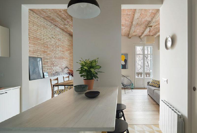 Ristrutturazione completa di un appartamento a Barcellona  Blog di arredamento e interni ...