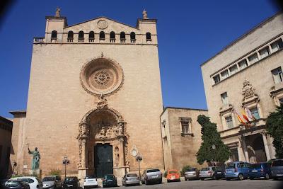 San Francesc Basilica in Palma de Mallorca