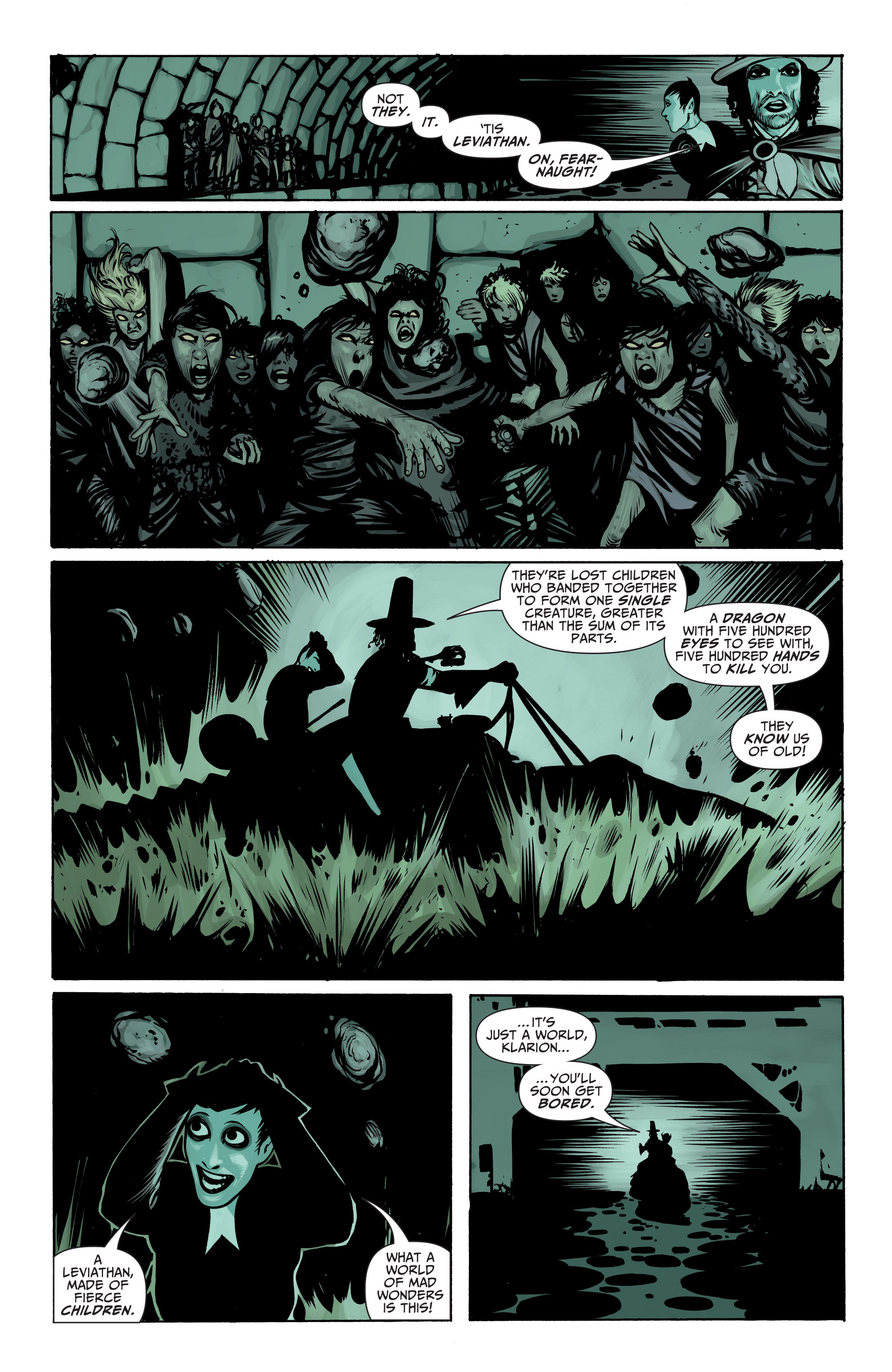 Read online Seven Soldiers: Klarion the Witch Boy comic -  Issue #2 - 11