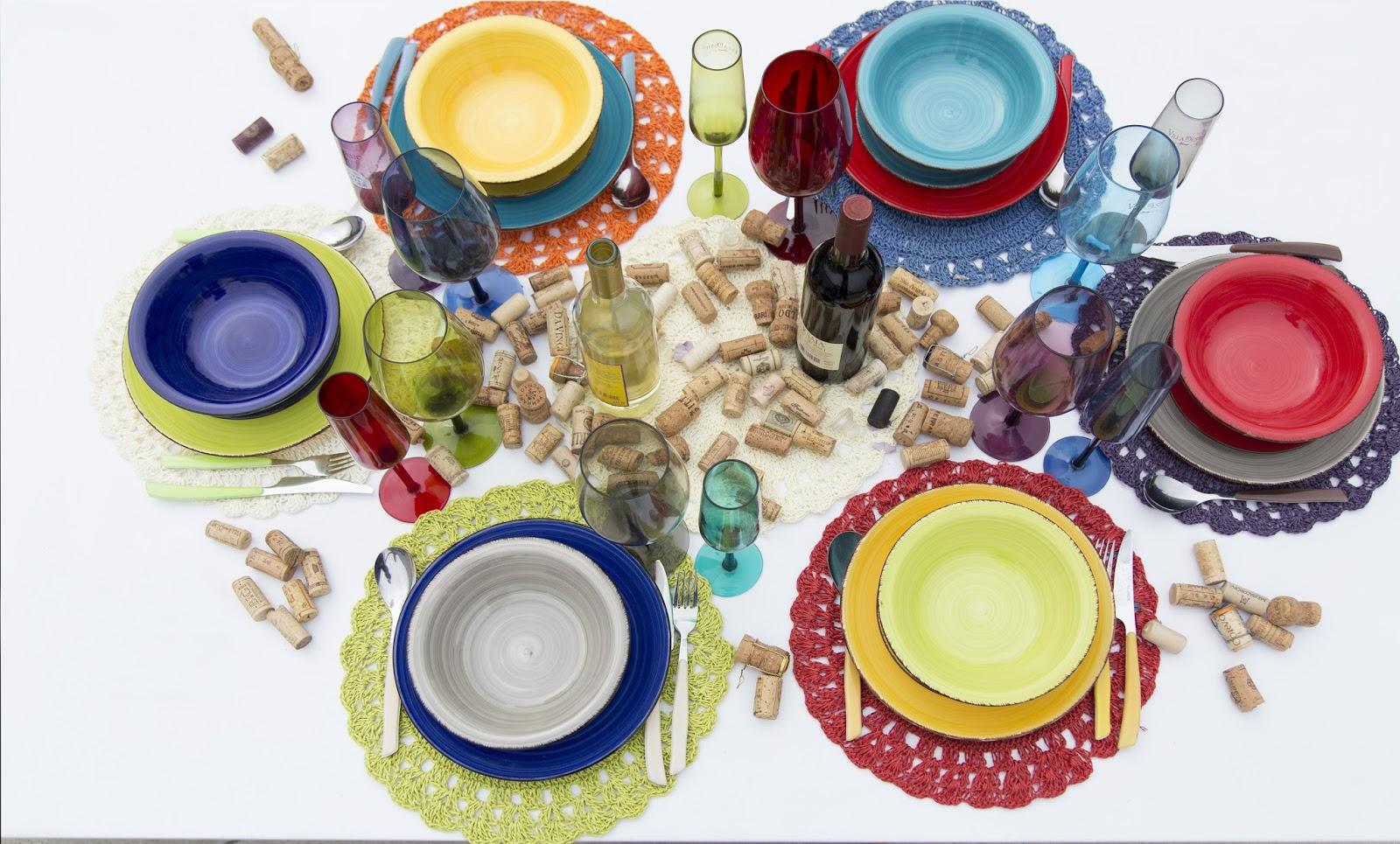 Kasanova piatti colorati kasanova colorati leggeri e sicuri
