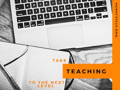 Take Teaching To The Next Level