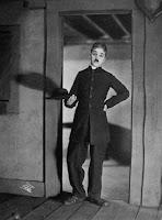 """Чарли Чаплин в """"Пилигриме"""". Фотограф: Джеймс Эббе - 14"""