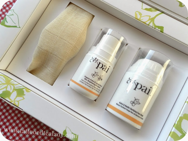 Pai Limited Edition Kukui Collection Instant Brightening Facial