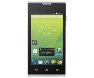 HP Android RAM 1GB Harga Dibawah 1 Juta ZTE Tempo